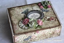 Altered Cigar Boxes