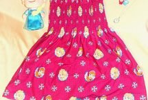 Southern Belle Seamstress Creations / Free Sewing Pattern of Frozen Elsa Dress
