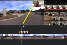 iPad Video Editing / by Bill Cobb