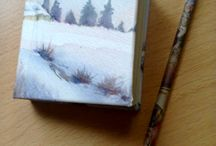artistbook / libro d'artista formato mignon