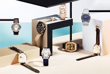 Timeless Inspirations / Unique watches, clock from around the globe to inspire!