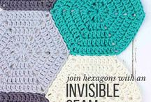 Crochet Techniques and Stitches / Articles and Tutorials for Useful Crochet Techniques and Cool Stitches