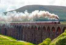 Settle to Carlisle / Ribblehead viaduct