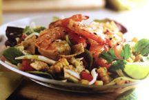 Soups, Salads, & Sandwiches / Soups, Salads, & Sandwiches  / by Jennifer Leszcz