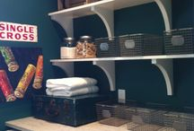 Home: Laundry Room / by Kelsey Oldfield