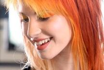 Hair ideas / by Samantha Hallowell
