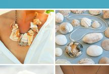 SEA  SHELL NECKLACE  TUTORIALS.  ❤❤