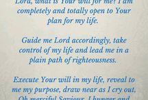 Prayer. ..