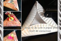 Jewish craft ideas. (WORK)