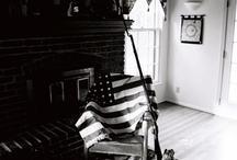 Home of the brave...land of the free / by Angela Dzurinko