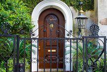 drzwi wejściowe pomysły dom