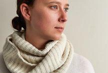 Knit Patterns- Scarves & Cowls