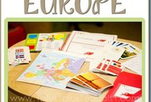 Continent Study:  Europe