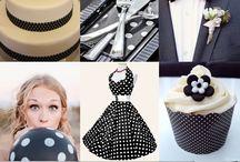 Polka dots wedding - ideas