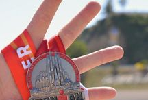 IRONMAN Medals / See all the IRONMAN and IRONMAN 70.3 finisher medals given at the end of each race. / by IRONMAN Triathlon
