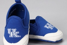 Something Blue / #UK #UniversityofKentucky #GoBigBlue #WeAreUK #KentuckyBasketball / by Kimberly Pedroche