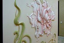 duvar seramik panoları