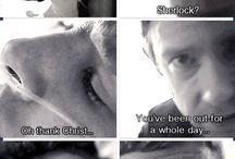 Sherlock (Johnlock)