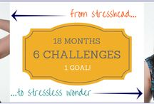 Annette Earl Stresshead Blog / 18 months, 6 challenges, 1 goal - to go from stresshead to stressless wonder. Managing anxiety, comfort eating, not feeling good enough and regaining perspective!