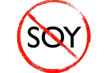 Soy - so not paleo / Soy, it's a legume - and very much to be avoided on a paleo diet...