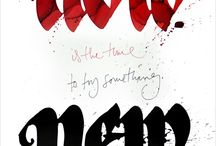Calligraphy and Fonts / by Felipe Previtali