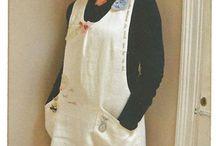 Janet Clare. / Textile artist