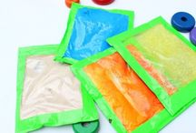 bolitas sensoriales para niños de 1 a 3 años