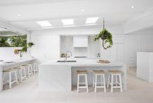 Kitchen white