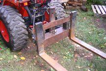 accesorios tractores