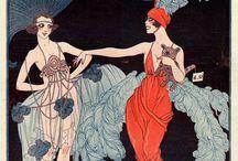 Illustrator ... Georges Barbier