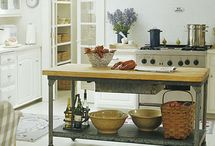New kitchen wishes / by Cheri Evans