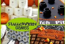 Halloween party ideas / by Jessica Lynn
