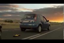 Ford Ad's, Promotions and Competitions / You can win! Be Inspired! Check the Promo material...