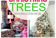 Christmas Decorating Ideas + Free Printables / Christmas Decorating Ideas + Free Printables