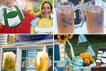Oktoberfest Themed Party / Ideas for an Octoberfest Themed Party