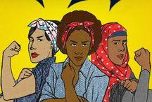 Feminism & Equality / by Jacqueline Beaty