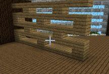 Minecraft épületek
