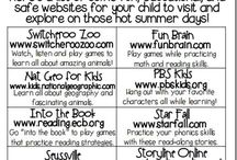 Aps & websites for kids