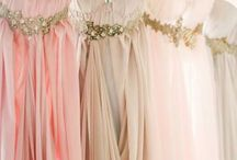 Color themes! / Bridesmaid colors / by Ideal Fashions