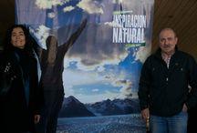 Evento Sernatur Magallanes en Ushuaia / Capacitación de destino organizada por DBD ideas turísticas en Ushuaia.
