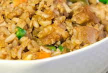 entrees/main dishes - asian