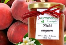 Confitures - Fruits du verger / http://laboutiquedegourmandises.sopixi.fr/fruits-du-verger.htm