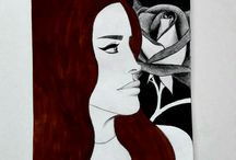 my art / art by a young artist