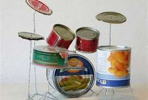 Is This Food 'Junk'??? / Is this art imitating life...or life imitating art? Who really cares--let's eat! / by Eileen Sayther-West