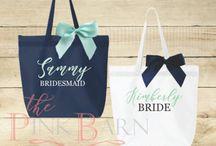 Bridesmaids Totes