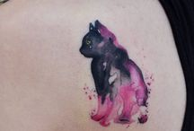 tattos cats