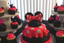 Mini mouse Emma's party 4th
