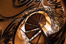 Staircases / David Naylor Interiors Custom Staircases