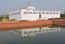 Lumbini Gardens, Nepal - Buddha's Birthplace / Lumbini Gardens, Nepal travel to the birthplace of Buddha