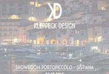 Showroom Portopiccolo - Sistiana / Showroom Kleppeck Design